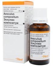 Эскулюс композитум (Aesculus compositum)