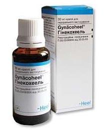 Лечение миомы гомеопатическими методами. Гинекохель (Gynacoheel)