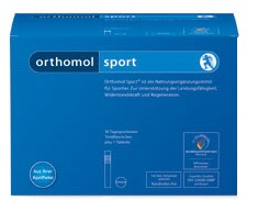 Витамины для спортсменов Orthomol Sport
