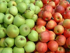 Польза яблок. Красные или зеленые?