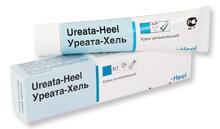 Увлажняющий крем для тела и рук Уреата-Хель от немецкой компании «Heel»