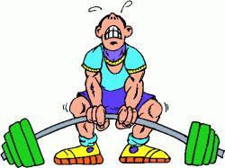 Как правильно поднимать тяжести?