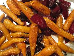 от свеклы и моркови толстеют