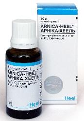 Гомеопатический препарат Arnica-Heel (Арника-Хеель)