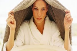 Паровая баня для лица в домашних условиях
