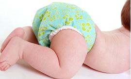 Пять главных причин не надевать на ребенка памперс