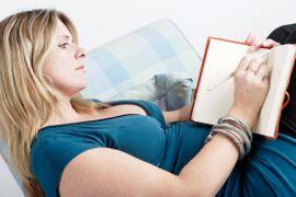 Ведение дневника во время беременности