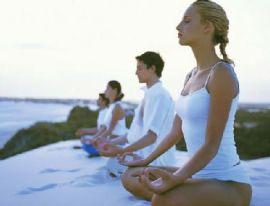 Упражнения йоги для релаксации