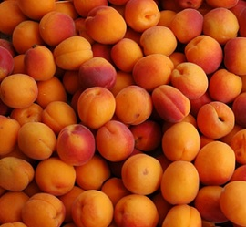 Разгрузочный день на абрикосах