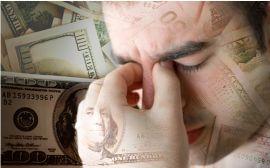 А знаете ли вы, что головная боль возникает от недостатка денег?