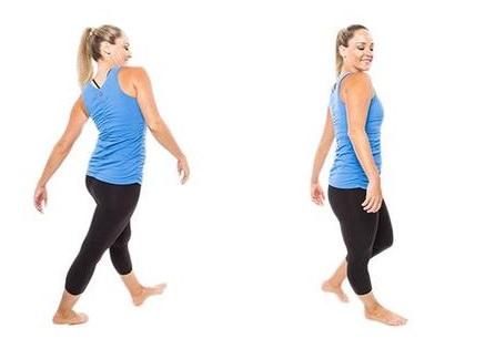 Упражнение - Хождение кругами