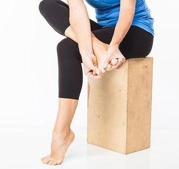Упражнение - Пассивное раздвижение пальцев