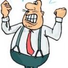 приступ мигрени и злость