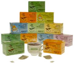 Лекарственные чаи «Сидрога»