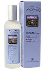 Дезодорант-спрей серии «Средиземноморье»