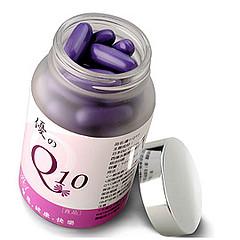 коэнзим Q10 и янтарная кислота