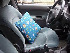 Профилактика заболеваний спины при езде в автомобиле