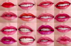 губная помада разрушает зубы