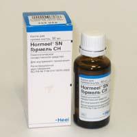 Гомеопатический препарат Гормель С