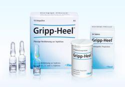 Гомеопатический препарат Грипп-Хель (Gripp-Heel)