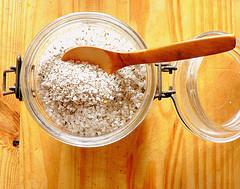Лечение радикулита компрессом из поваренной соли
