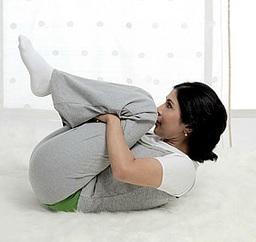Упражнения для ленивых. Разработка коленного и тазобедренного суставов
