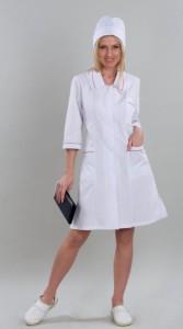 Медицинская одежда – стильность и изысканность