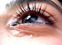 Как устроены слезы, и почему они нужны глазам?