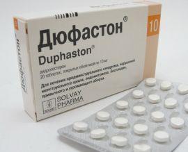 Дюфастон, или можно ли проводить заместительную гормональную терапию без вреда для здоровья