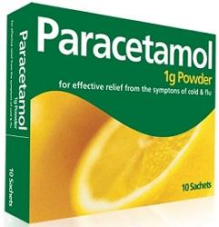 Даем детям парацетамол правильно