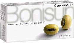 Биологически активная добавка к пище «Бонисан капсулы»