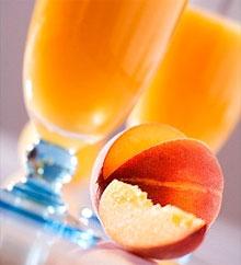 Персиковый сок. Показания и противопоказания