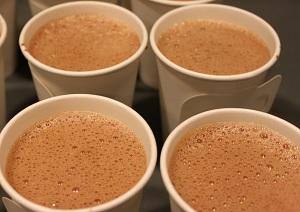 Какао как обязательный компонент фитнес диет