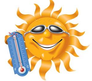 Тест онлайн «Насколько хорошо вы переносите жару?»