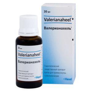 Гомеопатический препарат Валерианахель