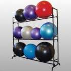 Как правильно выбирать размер и жесткость мяча для фитнеса?